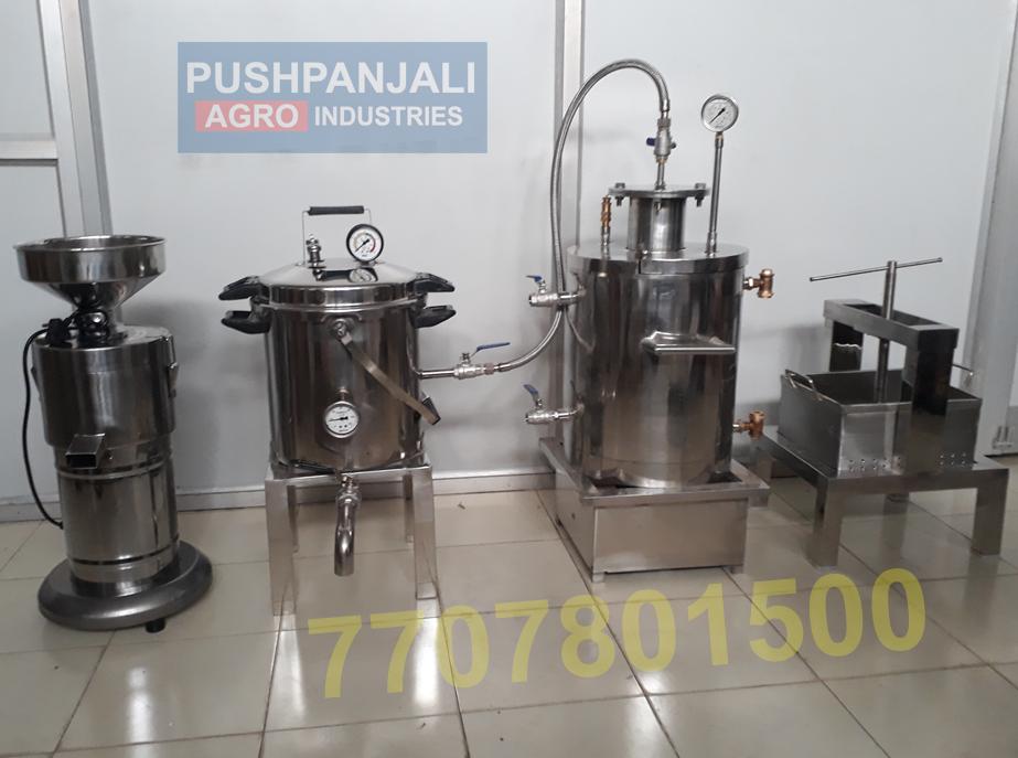 Soya Milk Machines Manufacturer & Suppliers for Paneer Tofu